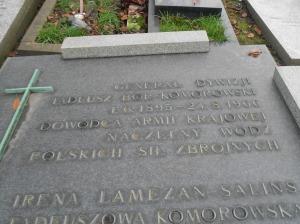 General Tadeusz Bór-Komorowski, cavalryman, Olympian, Home Army's Commander, Warsaw Uprising Commander, Commander-in-Chief, Prime Minister
