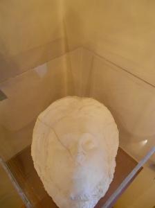 Adam Mickiewicz's death mask