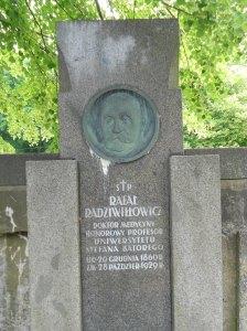 """Dr Judym's"" gravestone"