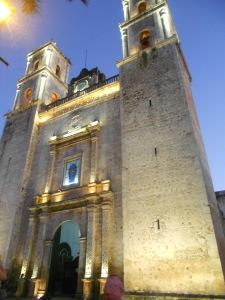 San Servacio Cathedral at the main plaza